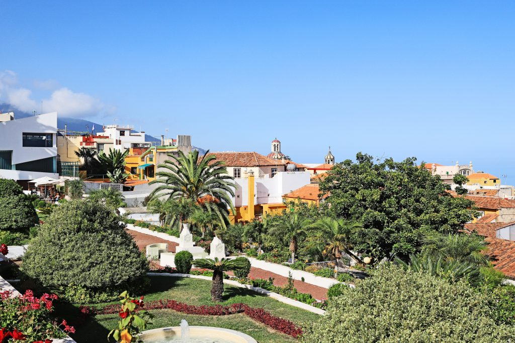 jardines Tenerife