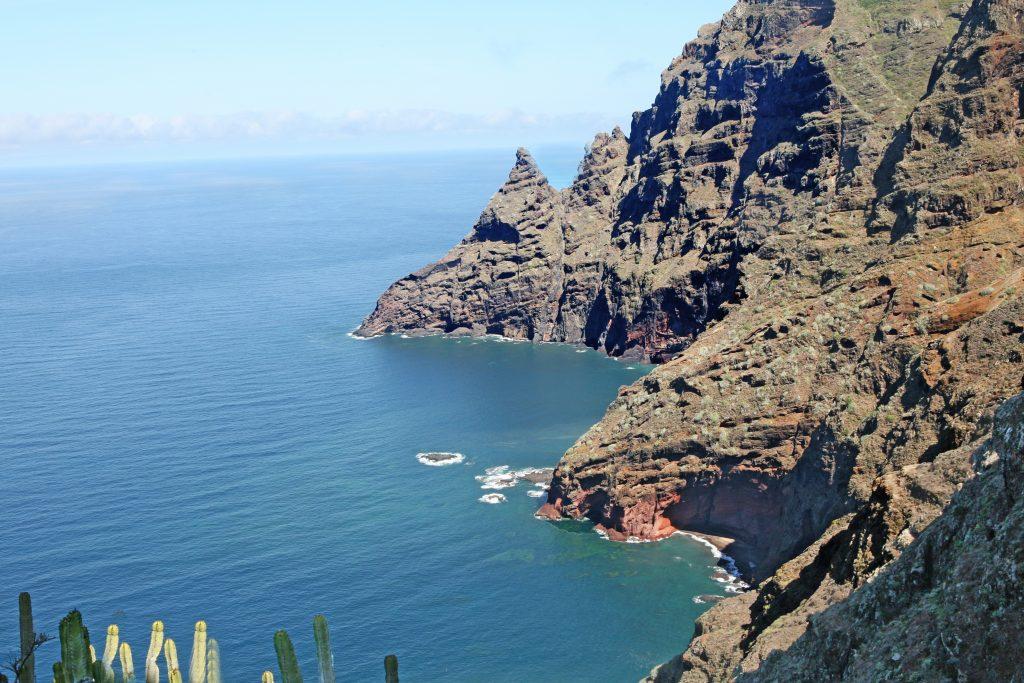 vistas calas Tenerife