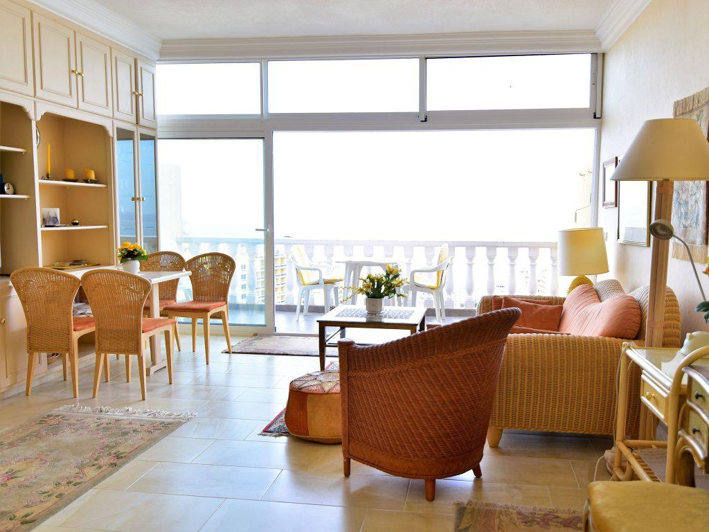 terraza salon de lujo