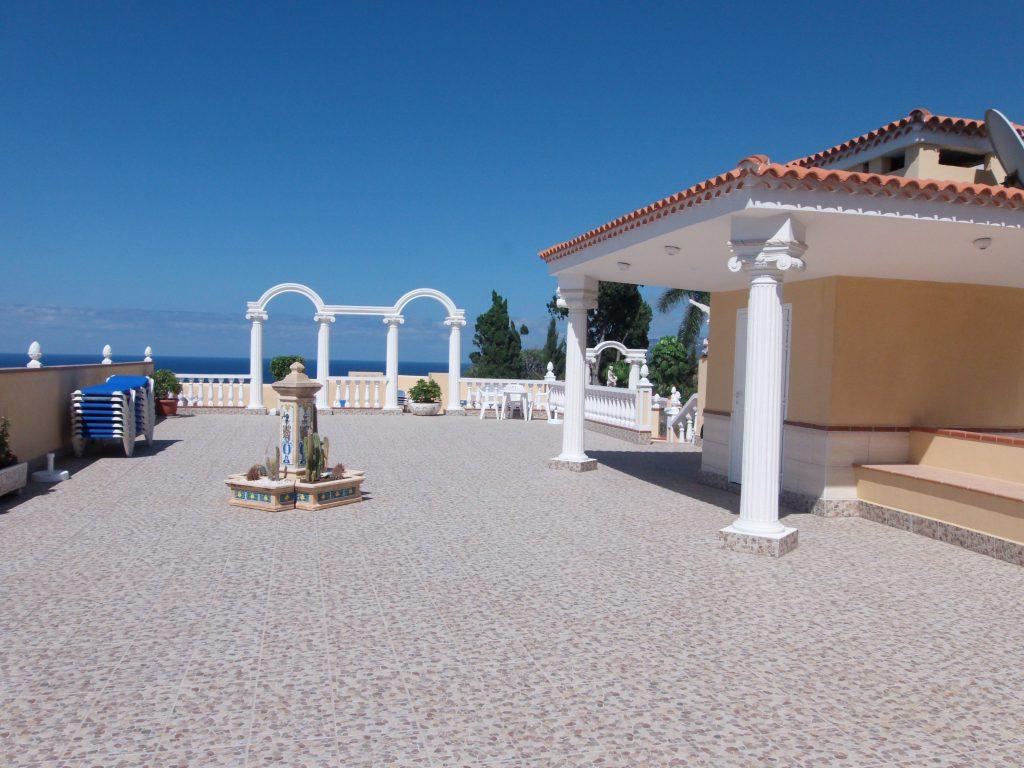 terraza Ikarus